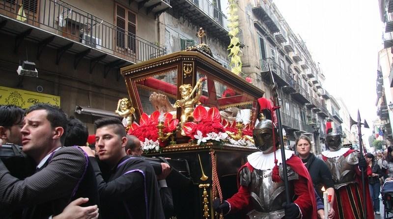 Venerdì santo, gli orari delle processioni religiose