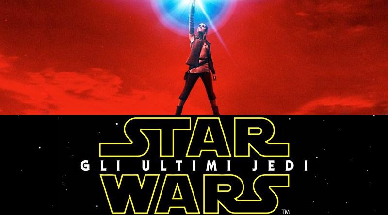Locandina Star Wars: gli ultimi Jedi