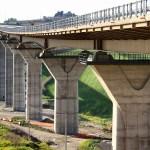 Viadotto strada statale Agrigento-Caltanissetta