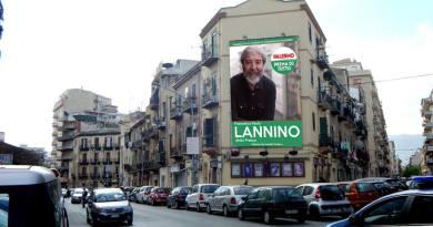 Franco Lannino e la campagna elettorale virtuale