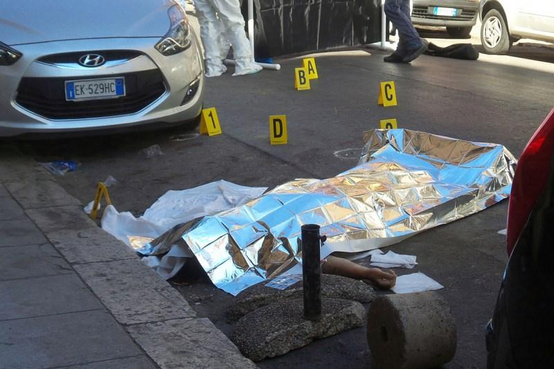 Omicidio Giuseppe Dainotti