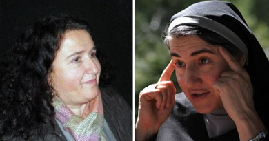Rossana Interlandi diventa suora laica