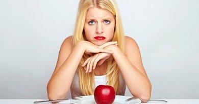 A dieta senza dimagrire