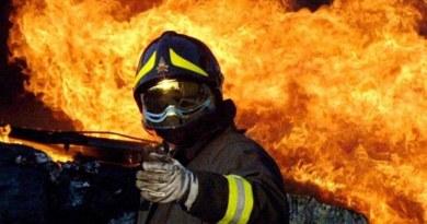Appicavano incendi, arrestati due romeni