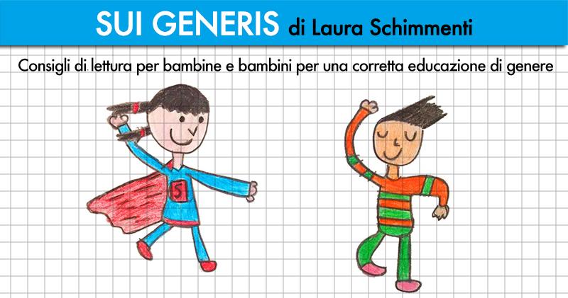 Sui generis, rubrica di Laura Schimmenti sulla parità di genere