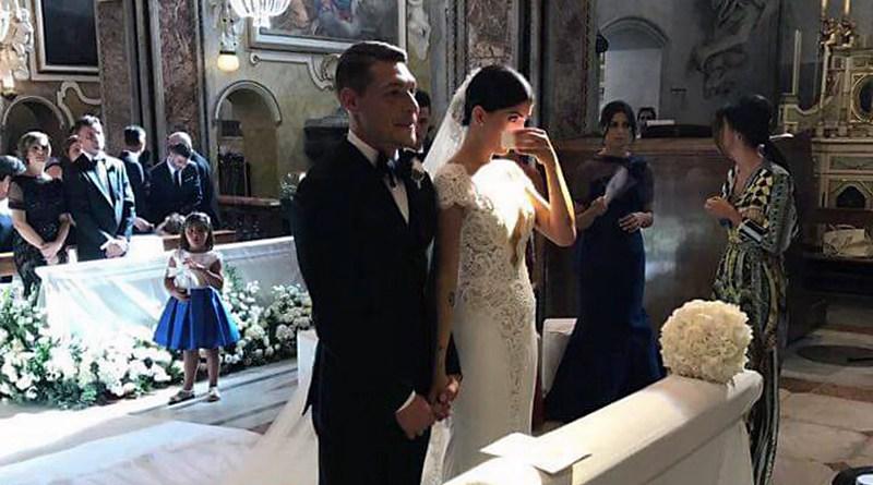 Nozze Giorgia Duro e Andrea Belotti