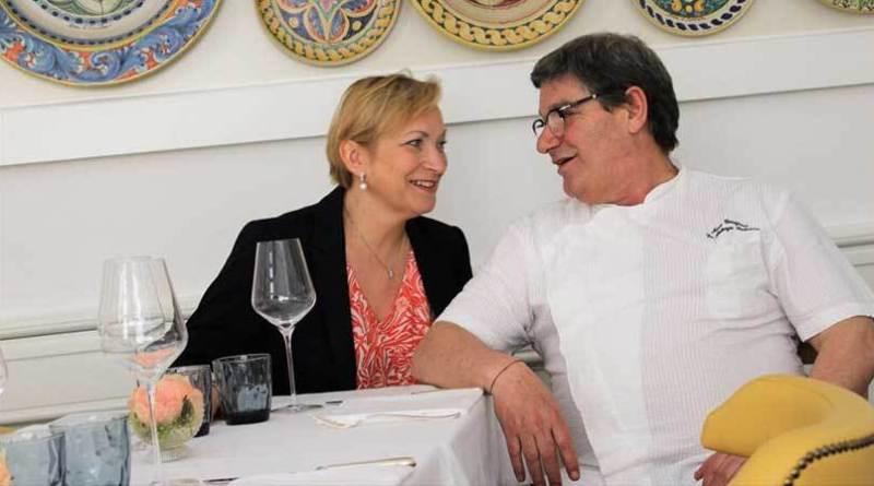 nuovo ristorante di Nino Graziano a Roma
