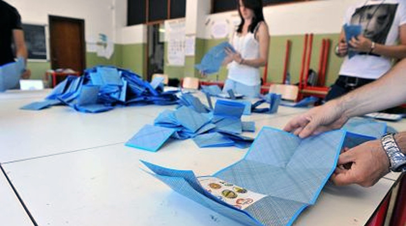 scrutinio elezioni amministrative
