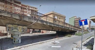 Ponte via Giafar - Palermo