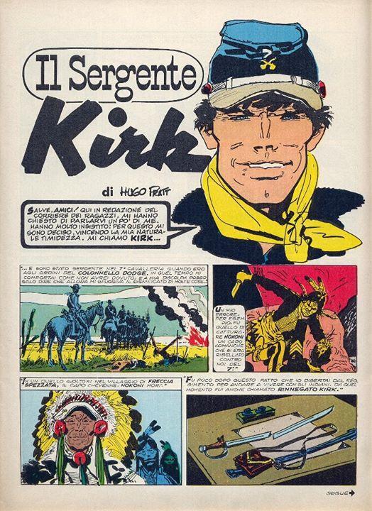 Il sergente Kirk (1967), costretto a partecipare ad un massacro di indiani d'America da parte dell'esercito degli Stati Uniti, diserta e sceglie di difendere gli indiani.