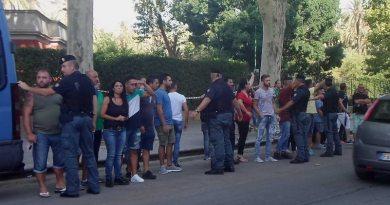 Palermo, 34 arresti a Brancaccio
