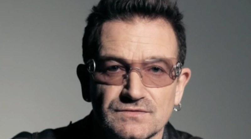 Bono e messaggio a Giusi Nicolini