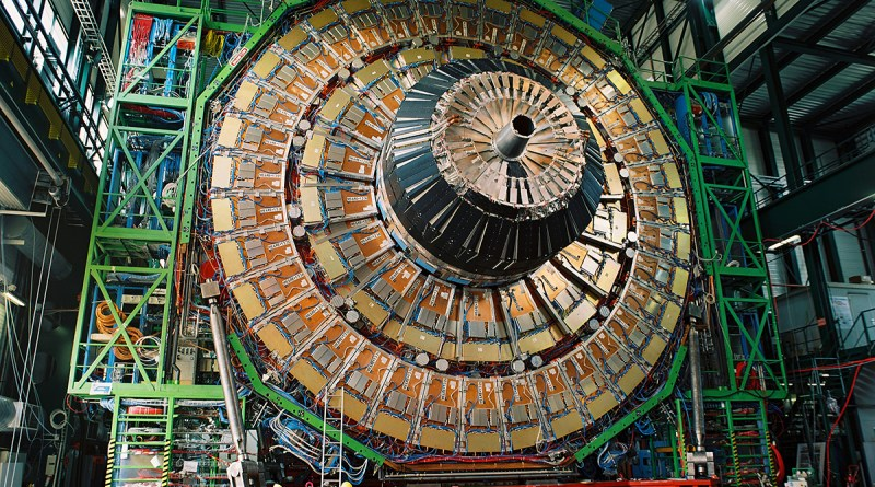 Lhc, il grande acceleratore di particelle del Cern di Ginevra