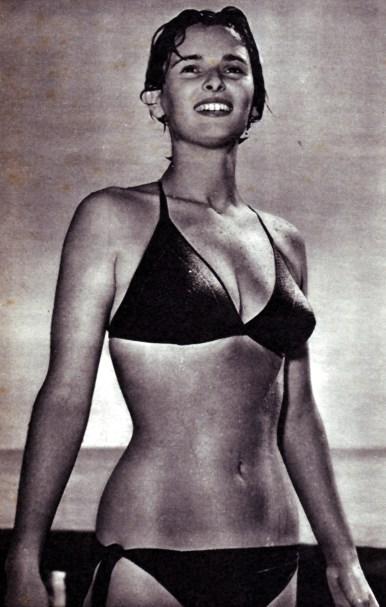 Lucia Bosé, 1950