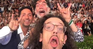 Sicilia Cabaret su Rai 2 Teatro di Verdura