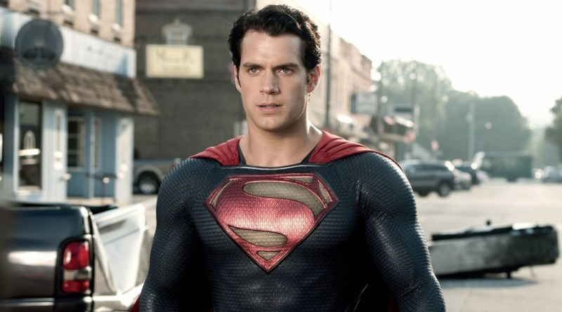 Superman - Henry Cavill in L'Uomo d'acciaio (Man of Steel) - 2013