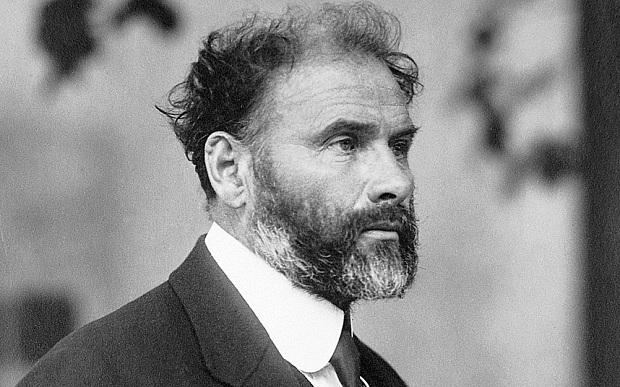 Gustav Klimt, fondatore della Secessione di Vienna, 1862-1918