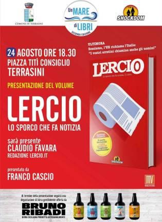 incontro con Lercio a Terrasini