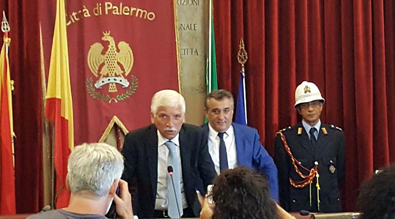 Giulio Tantillo e Salvatore Orlando