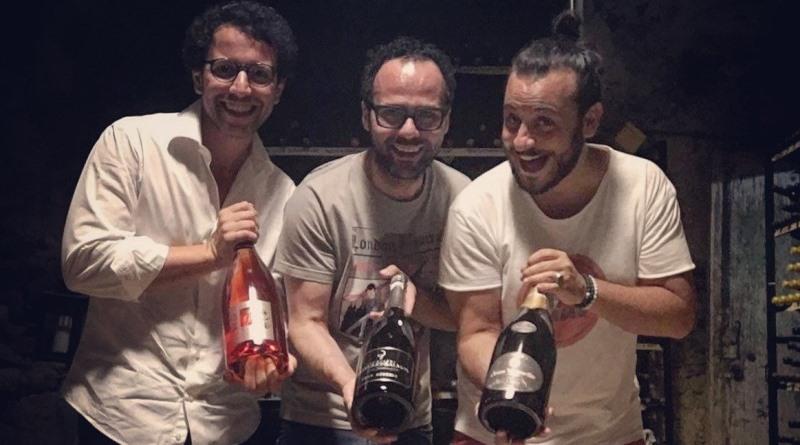 Shalai & Champagne