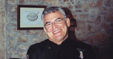 Giovanni Guarneri, cuoco e patron del ristorante Don Camillo di Siracusa