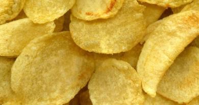 Crums e le patatine fritte