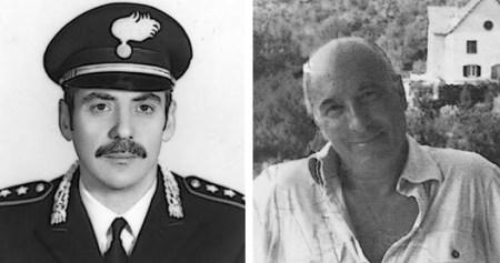 Il colonnello Giuseppe Russo e il professore Filippo Costa, uccisi a Ficuzza il 20 agosto 1977