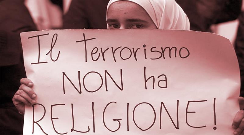 Il terrorismo non ha religione