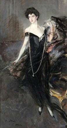 Franca Florio, di Giovanni Boldini