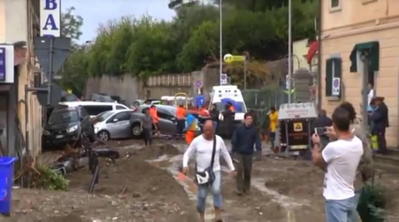 Inondazione Livorno 2017