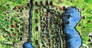 Palermo tra Kemonia e Papireto