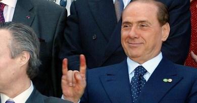 Silvio Berlusconi non va a Catania e tradisce Musumeci
