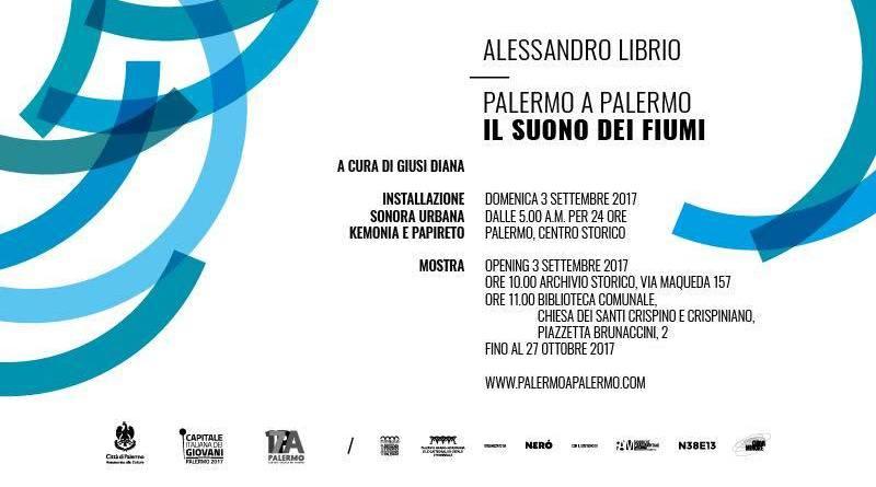 a Palermo suono dei fiumi