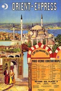 Orient Express, Londra - Costantinopoli