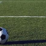 Lampedusa, inaugurato il nuovo campo di calcio con Lotti e Tavecchio