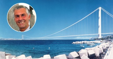 Micari rilancia Ponte sullo Stretto
