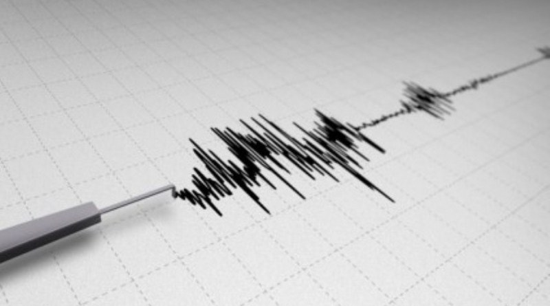 Scossa di terremoto a largo delle isole Eolie