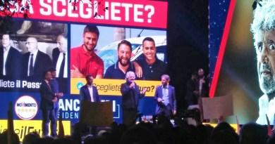 Grillo a Palermo per chiusura della campagna elettorale