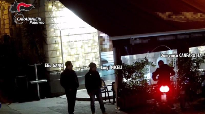 Carabinieri, operazione antimafia quartiere Borgo Vecchio a Palermo