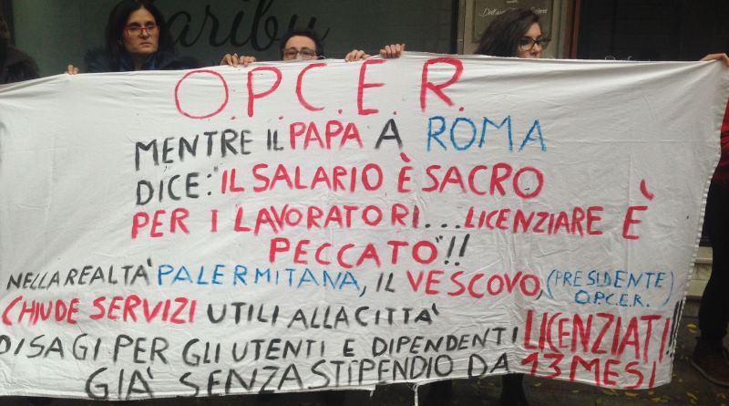 I 42 dipendenti del'Opera Pia Ruffini presentano vertenza all'Ispettorato del Lavoro a seguito della procedura di licenziamento