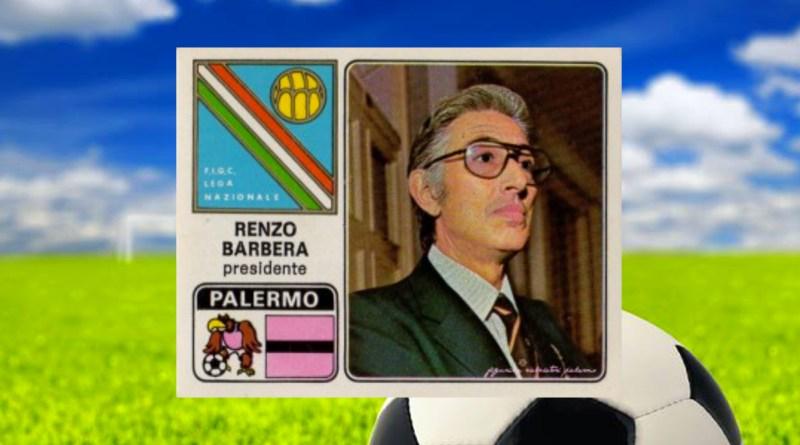Il ritorno di Renzo Barbera, presidente per un giorno