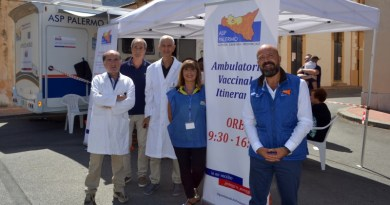 Palermo, al via la campagna antinfluenzale