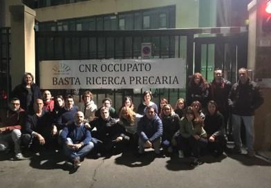 Cnr, i ricercatori precari occupano la sede di Palermo