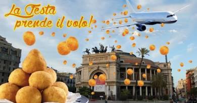 Santa Lucia, gli auguri particolari dell'aeroporto di Palermo su Facebook