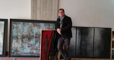 "Villa Lampedusa, mostra di Guido Guzzo inaugura ""Arte e cucina"" di Beppe Fontana"