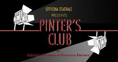 Il 21 e 22 dicembre torna, a gran richiesta, al Teatro Mediterraneo Occupato, lo spettacolo Pinter's Club. Intervista a Fabrizio Romano