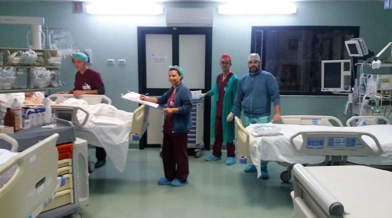 Sono terminati i lavori all'Unità Operativa Complessa di Anestesia e Rianimazione dell'Ospedale Ingrassia di Palermo. Sono in funzione tutti i posti letto