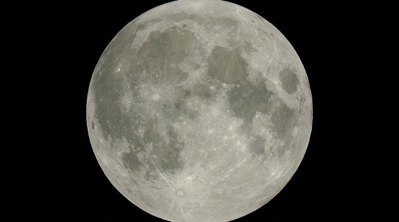 Capodanno con la Superluna