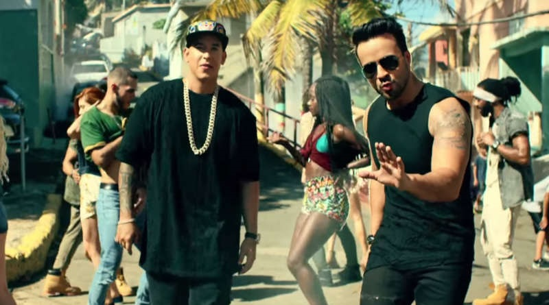 Despacito e Occidentali's Karma tra i video più visti del 2017