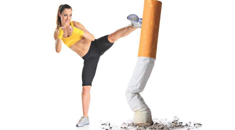 Fare sport aiuta a smettere di fumare